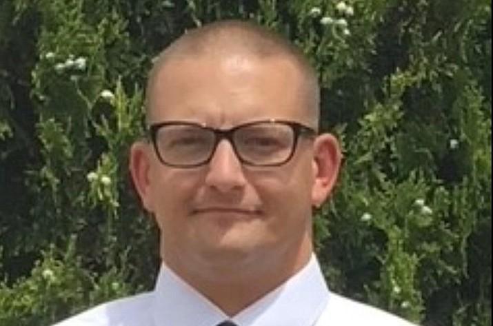 Brian Harris (Prescott Valley Police Department/Courtesy)