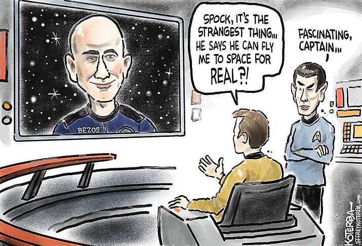 Editorial Cartoon   Oct. 15, 2021