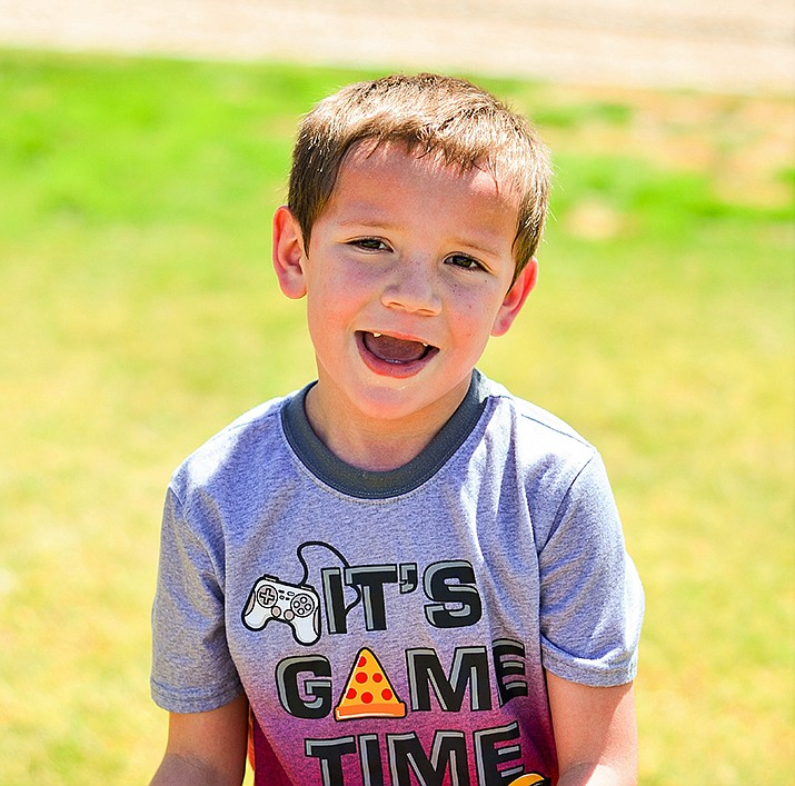 Get to know Prince Eli at https://www.childrensheartgallery.org/profile/prince-eli and other adoptable children at childrensheartgallery.org. (Arizona Department of Child Safety)