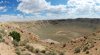 Northern Arizona residents receive  free admission to Meteor Crater Oct. 23 photo