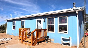 Navajo veterans to recieve promised repairs, construction for new homes photo