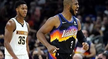 Jokic scores 27 points, Nuggets beat Suns 110-98 photo