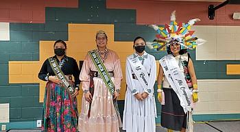 New princess selected at Tuba City High School photo