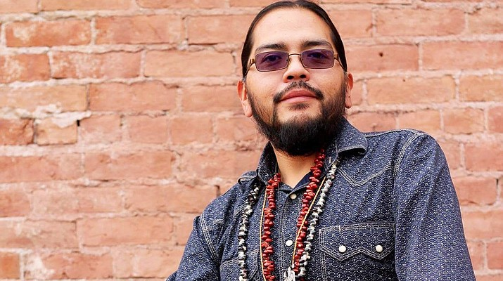Native artist shares message of hope as  he recovers from life threatening infection
