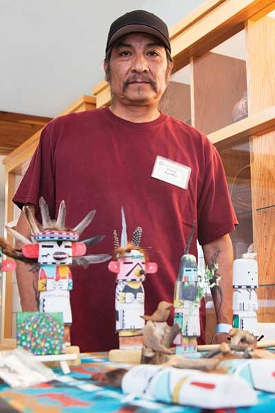 Museum of Northern Arizona Hopi Festival of Arts and Culture 2013 (1)