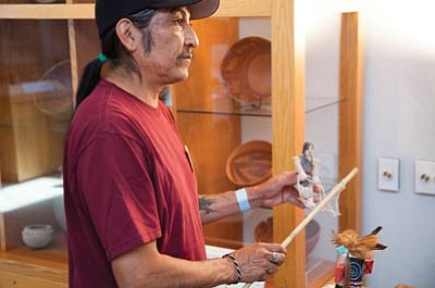 Museum of Northern Arizona Hopi Festival of Arts and Culture 2013 (17)