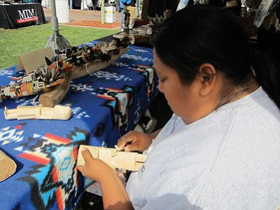 56th annual Heard Museum Guild Indian Fair and Market (2)