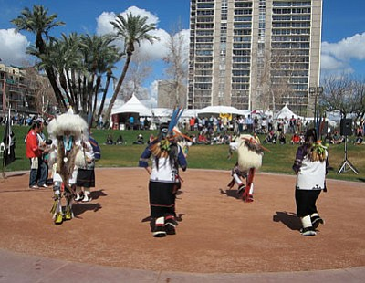 56th annual Heard Museum Guild Indian Fair and Market (3)