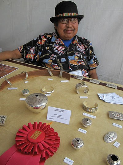 56th annual Heard Museum Guild Indian Fair and Market (4)
