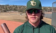 Courier news/sports editor Brian M. Bergner Jr. interviews members of the Yavapai College baseball team for the 2019 season preview. Visit dCourier.com for full preview.