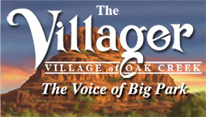 The Villager logo