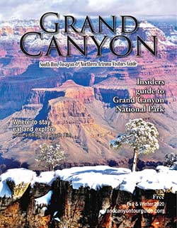 Grand Canyon Tour Guide Cover