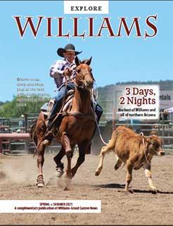 Williams Tour Guide Cover