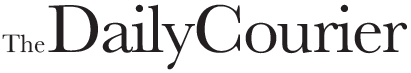 The Daily Courier Logo