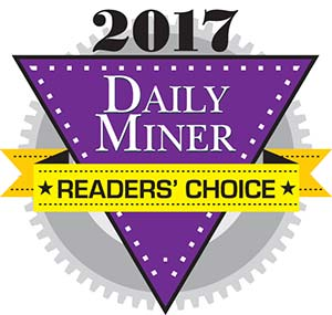 Daily Miner Readers' Choice 2017