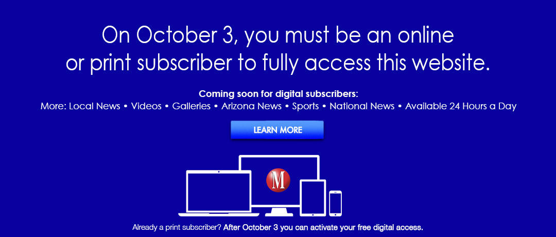 Kingman Subscription notice